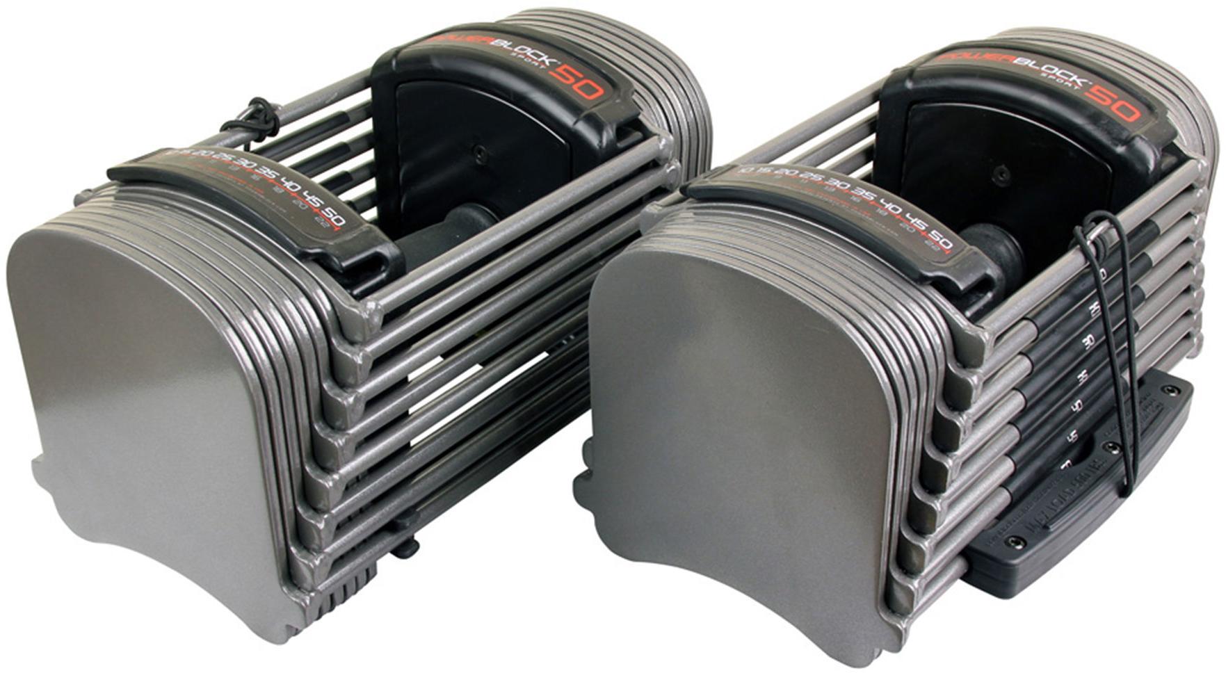 PowerBlock Sport 50 (2 - 22.5 kg), 1 Paar
